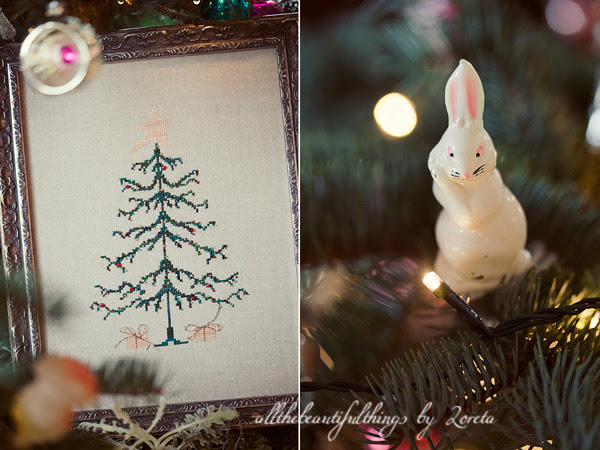 "Christmas Tree (from the book ""Stitch by Penny Black"")"