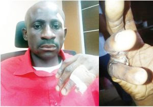 SARS Officers Torture Driver Over Lost Bag, But Owner Misplaced It At Airport! (Pics)