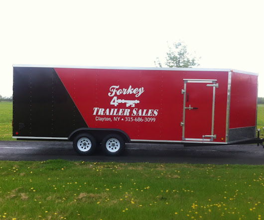 Forkey Trailer Sales and Storage - Home