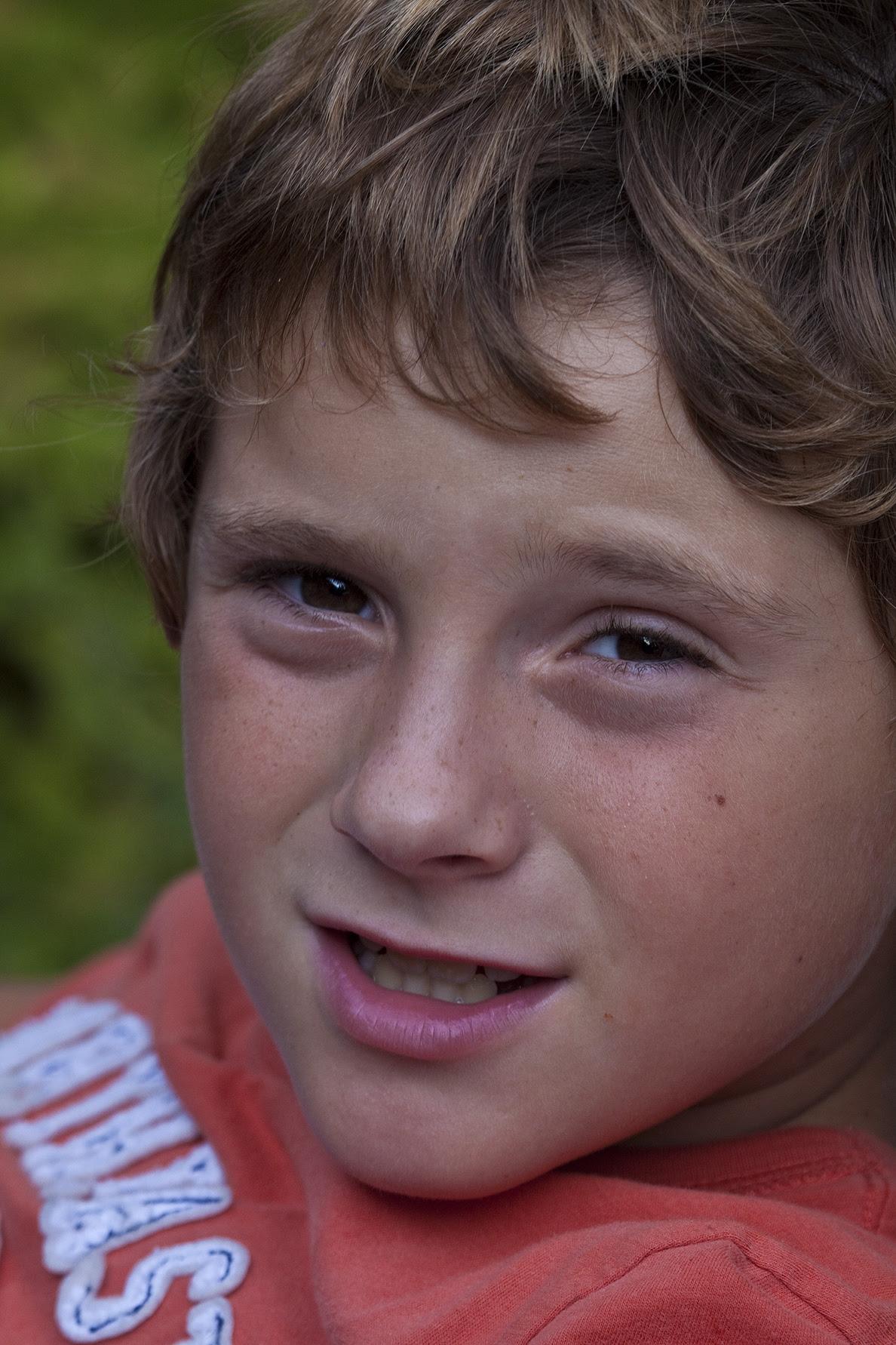 alex b close up