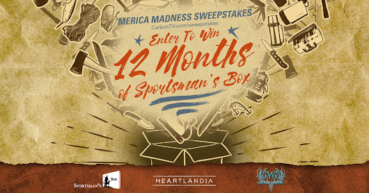 Enter the Merica Madness Sweepstakes | CarbonTV