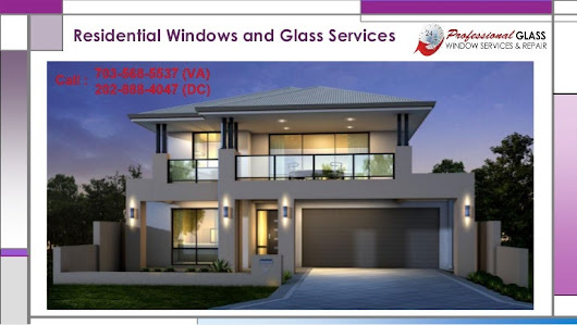 We offer high oriented professional glass repair services | Call now …