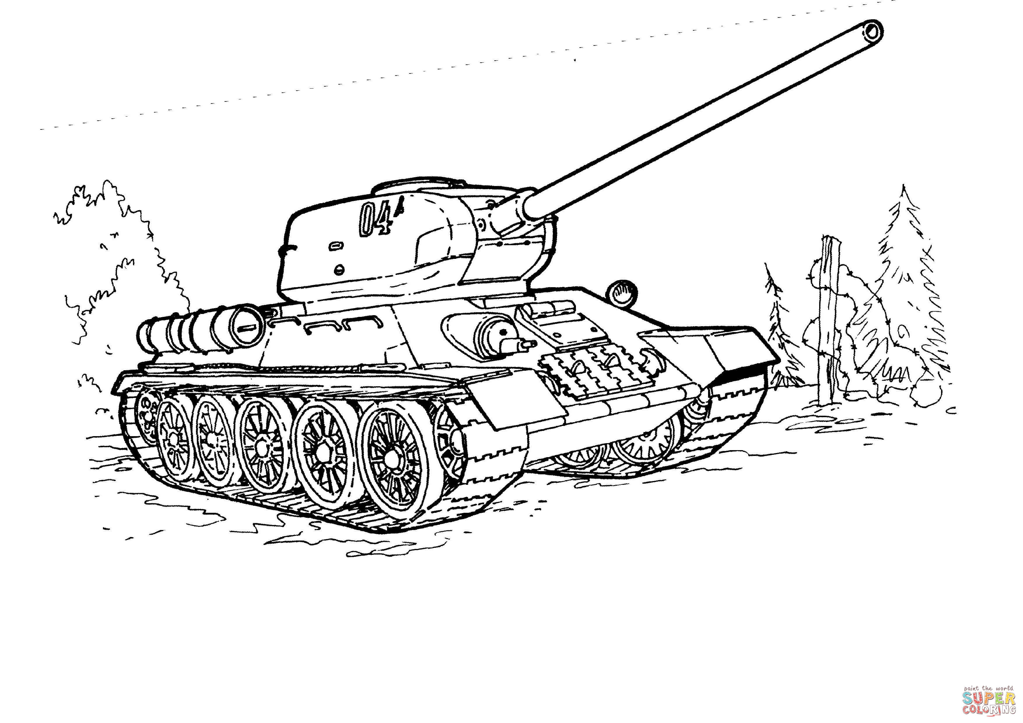 Klick das Bild Panzer