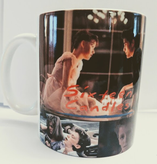 Sixteen Candles Fan Mug