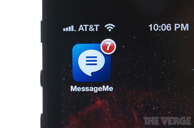 Enviar mensajes gratis gracias a MessageMe