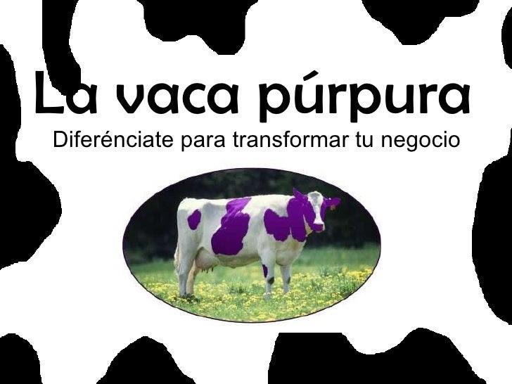 Vacas Púrpuras