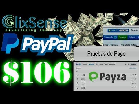 Como Ganar Dinero Por Internet Sin Invertir Nada - Por Paypal, Payza, Neteller o Paytoo