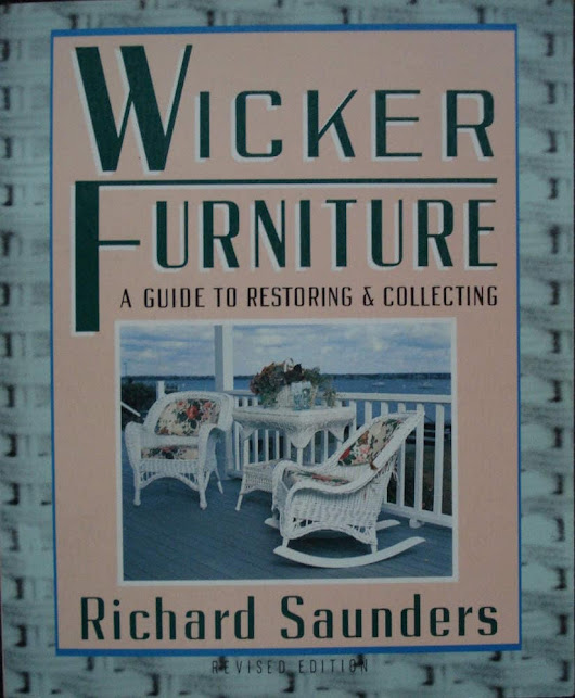 Antique Wicker Furniture Book Offer - The Wicker Woman