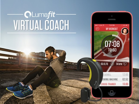 Lumafit - World's First Fitness Tracker for Body And Mind.