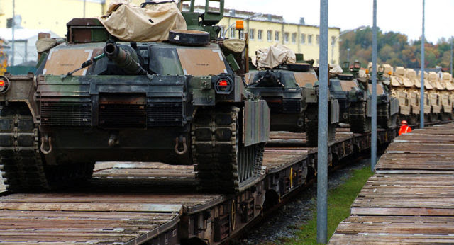 Is NATO becoming an engine of instability, looking to justify itself as a way to negotiate at the point of the gun