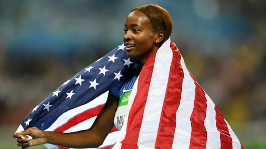 Olympics-Dalilah Muhammad wins Olympic gold in women's 400 hurdles