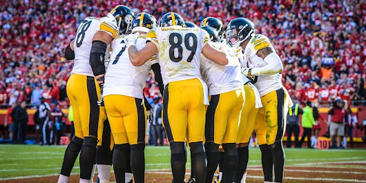 Film Room: Steelers offense displays major improvments against Chiefs | Steel City Underground