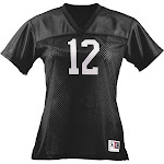 Augusta Sportswear Women's Replica Football T-Shirt