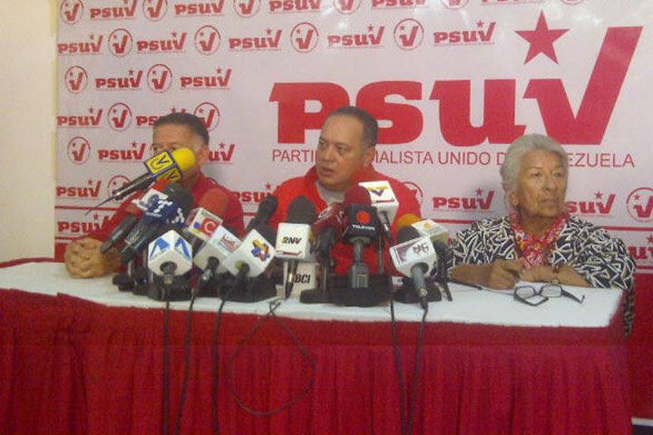Diosdado Cabello en el Zulia