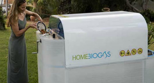 HomeBiogas Unit Turns Your Household Food Scraps Into Fuel and Fertilizer - Industry Tap