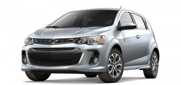 2019 Chevrolet Sonic Emerges In CARB Document  GM Authority
