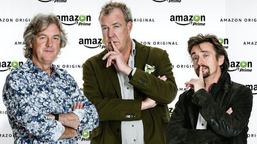 Ex-Top Gear hosts' Amazon show to be 'very expensive' - BBC News