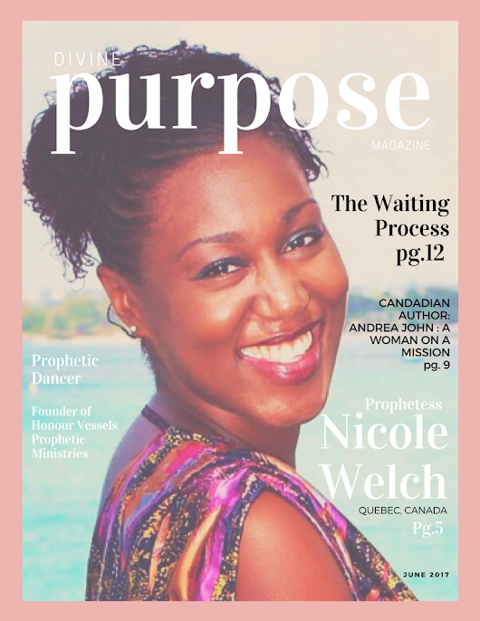The Divine Purpose Magazine