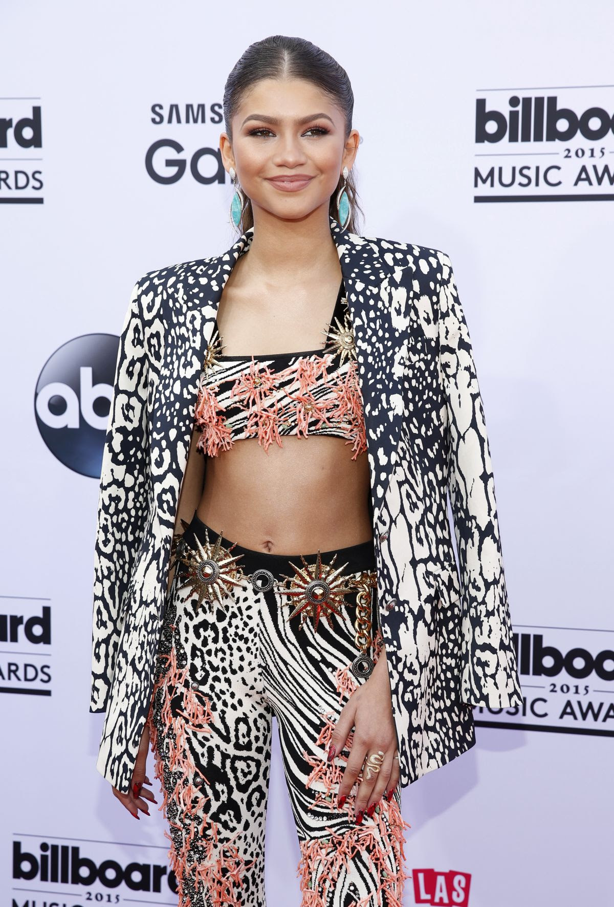 ZENDAYA COLEMAN at 2015 Billboard Music Awards in Las Vegas