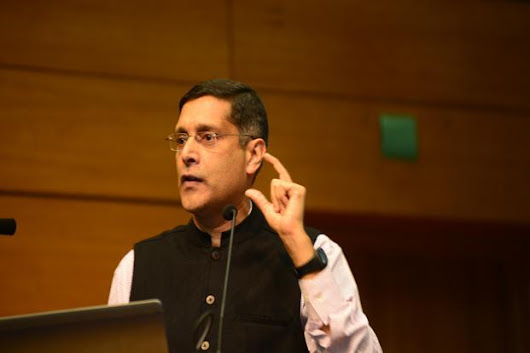 Arvind Subramanian bats for rate cut, simple GST