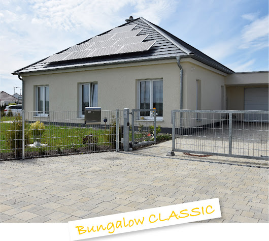 Homestory bei unserer Baufamilie Bungalow CLASSIC | MohrHolzhaus