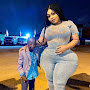'We've proved size doesn't matter' - Curvy plus-sized model, Eudoxie Yao speaks on her love life with her small sized fiance Grand P (photos)