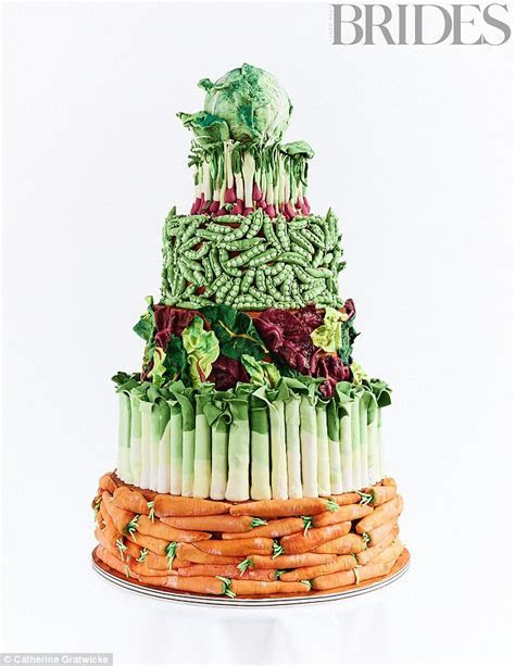 The world's most amazing wedding cakes revealed   Daily