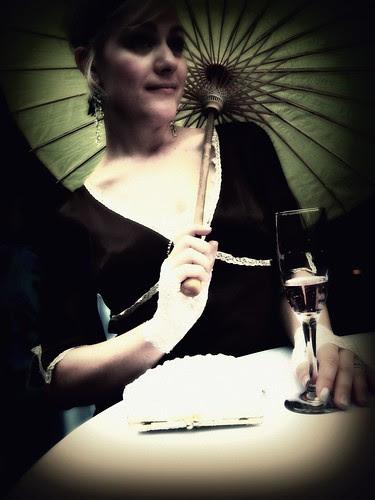 parasol party