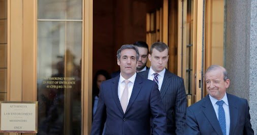 Was Michael Cohen selling companies access to Trump administration? https://www.nbcnews.com/politics...