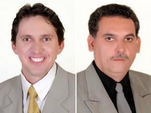 Vereadores foram condenados por corrupção eleitoral (Foto: Divulgação/ Câmara de Vereadores de Nova Londrina)