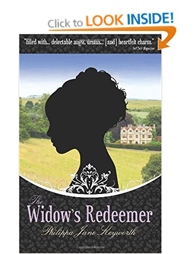 The Widow's Redeemer - Regency Romance - Philippa Jane Keyworth