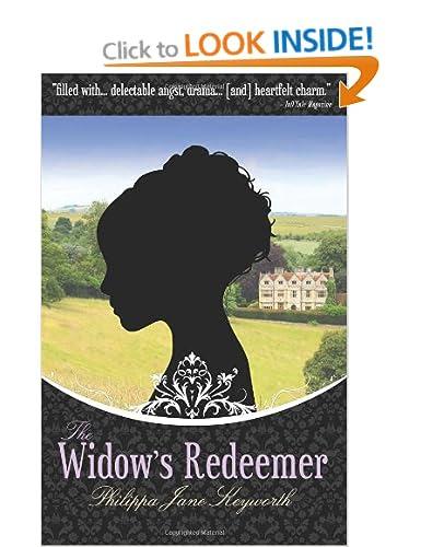 The Widow's Redeemer - Regency Romance - Philippa Jane Keyworth