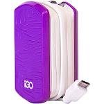 Igo by Incipio Smartphone Wall Charger for Micro USB Devices, Purple