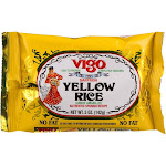 Vigo Yellow Rice, Saffron - 5 oz