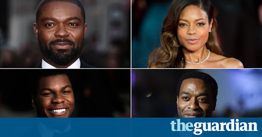 Black American actors slighted as Brits nab roles: 'We can't tell our own stories?' | Film | The Guardian