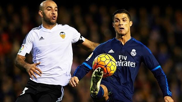 Assistir Valencia x Real Madrid ao vivo hoje 27/01/2018