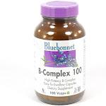 Bluebonnet B-Complex 100 - 100 Vegetarian Capsules