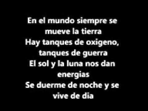 No Hay Nadie Como Tu Calle 13 Lyrics