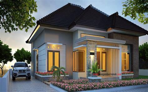 desain depan rumah - desain rumah