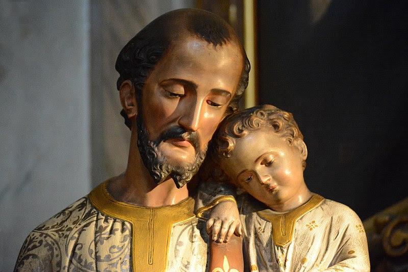 """Saint Joseph et l'année """"Famille Amoris laetitia"""""""