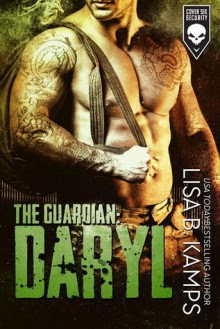 The Guardian: DARYL (Cover Six Security) - Lisa B. Kamps