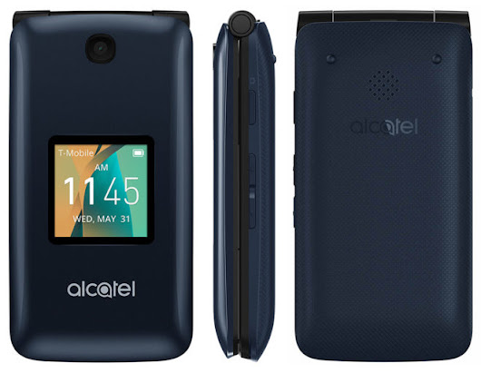 T-Mobile adds Alcatel One Flip basic phone to to its lineup