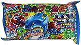 海のグミ図鑑 10個入 BOX (食玩・知育菓子)