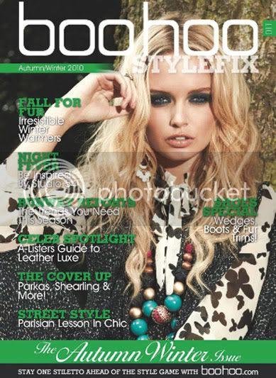 Boohoo online magazine