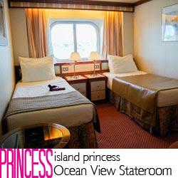 Island Princess Ocean View Guarantee