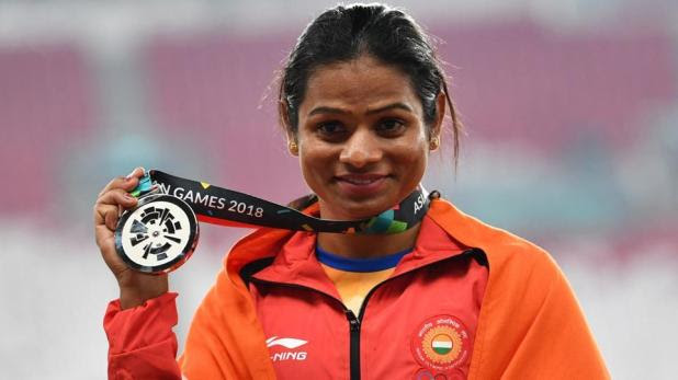 Image result for Dutee Chand