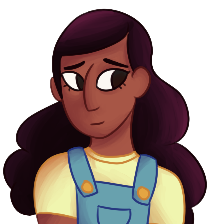 I wanted to practice shading and light sources so here we are!! Connie will forever be my fave
