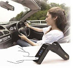 Fancy Car Bluetooth Music Broadcaster MP3 Player And Charger