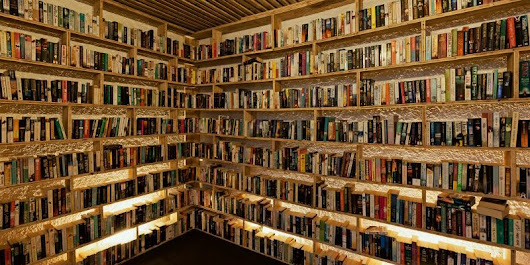 This hotel in Portugal is a bibliophile's dream with 45,000 books