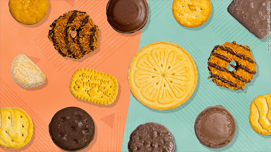 What's in a Thin Mint? Well, that depends